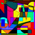 Abstract 2 by Timothy Bulone