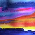 Joan's Sunset by Bonny Butler