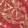 Abstract 402 by Judi Suni Hall