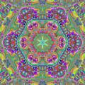Abstract 406 by Judi Suni Hall