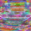 Abstract 412 by Judi Suni Hall