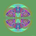 Abstract 413 by Judi Suni Hall