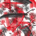Abstract 422 by Judi Suni Hall