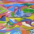 Abstract 5 by Sebastian Ruiz Diaz