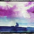 Purple Sky's  by Bonny Butler