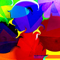 Abstract 6 by Timothy Bulone