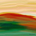 Abstract 8 by Lenore Senior