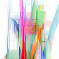 Abstract 9501-001 by Rafael Salazar