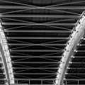 Abstract Architecture Heathrow T5 by Clare Bambers