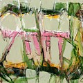 Abstract Art Fifty-six by Lynne Taetzsch