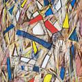 Abstract Art Seven by Lynne Taetzsch
