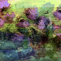 Abstract Art Vintage Memories Of You And I by Isabella Howard