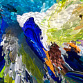 Abstract Bird by Terry Anderson