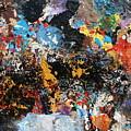 Abstract Blast by Melinda Saminski
