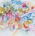 Abstract Bouquet by Judith Maculan