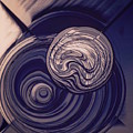 Abstract Bubbles by Marko Sabotin