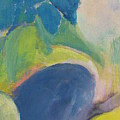 Abstract Close Up 12 by Anita Burgermeister