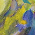Abstract Close Up 2 by Anita Burgermeister