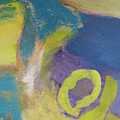 Abstract Close Up 4 by Anita Burgermeister