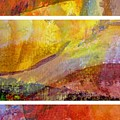 Abstract Collage No. 4 by Michelle Calkins