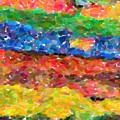 Abstract Color Combination Series - No 8 by Celestial Images