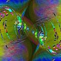 Abstract Cubed 361 by Tim Allen