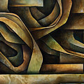 Abstract Design 10 by Michael Lang