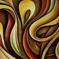 Abstract Design 11 by Michael Lang