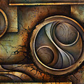 Abstract Design 13 by Michael Lang