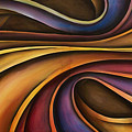 Abstract Design 15 by Michael Lang