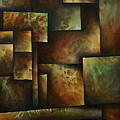 Abstract Design 16 by Michael Lang