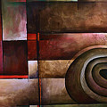 Abstract Design 24 by Michael Lang