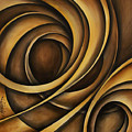 Abstract Design 32 by Michael Lang