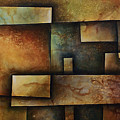 Abstract Design 9 by Michael Lang