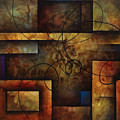 abstract design  A by Michael Lang