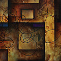 abstract design  B by Michael Lang