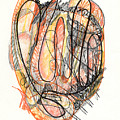 Abstract Drawing Forty-five by Lynne Taetzsch