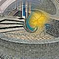 Abstract Entrada Twirl Break by Marco De Mooy