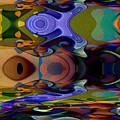 Abstract Express by Kiki Art