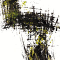 Abstract Expressionism Intensive Painting 62.102511   by Kris Haas