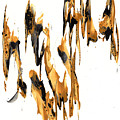 Abstract Expressionism Painting Series 734.102910 by Kris Haas