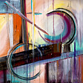 Abstract Fantasy by Patty Vicknair