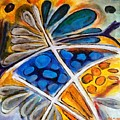 Abstract Flower by Dragica  Micki Fortuna