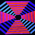 Abstract Fun Tunnel by Neal Alicakos