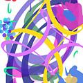 Abstract Garden #2 by Bee-Bee Deigner