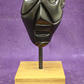 Abstract Head by Christopher Denham