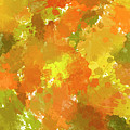 Fall Abstract by Christina Rollo