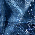 Abstract Ice. Darkness by Sofia Metal Queen