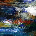 Abstract Impression 5-9-09 by David Lane