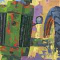 Abstract Johnny by David King